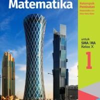 Buku Matematika Noormandiri SMA KLS 10 PEMINATAN Penerbit ERLANGGA