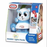 Little Tikes Wobblin Lights Panda pMainan
