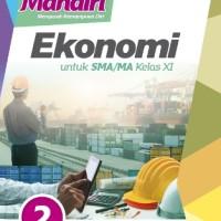 Buku Mandiri EKONOMI SMA KLS 11 Penerbit ERLANGGA