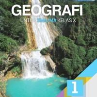 Buku Geografi SMA KLS 10 PEMINATAN Penerbit ERLANGGA
