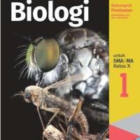 Buku Biologi DA Pratiwi SMA KLS 10 PEMINATAN Penerbit ERLANGGA