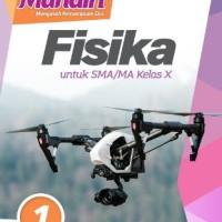 Buku Mandiri FISIKA SMA KLS 10 Penerbit ERLANGGA