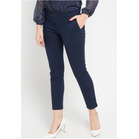 EDITION WOMEN ET36NAVY Woven Chinos