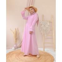 Alesha Maxidress Pink