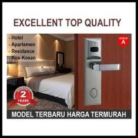Promo Pintu Kunci Door Lock Grade A, Untuk Hotel, Rumah Kontrakan Rfid