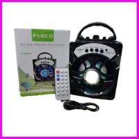 Speaker Portable FLECO F-2924 Speaker Multimedia Bluetooth FLECO 2924