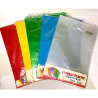 Stopmap plastik Transparan KIKY