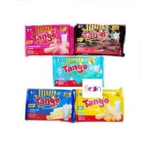 TANGO Wafer Renyah Cokelat / Cheese / Strawberry / Vanilla