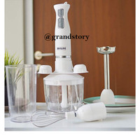 IDEALIFE IL-215S MULTIGUNA Handblender IDEALIFE SET & CHOPPER- Blender