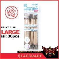 PAINT CLIP GRIP LARGE ISI 36 ALMIGHTY CLIP ORI JAPAN MR HOBBY