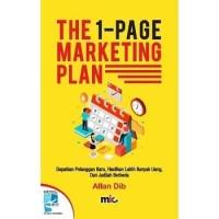 BUKU The 1-Page Marketing Plan   Allan Dib (Bisnis) (Marketing)
