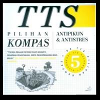 Buku TTS Pilihan Kompas Jilid 5 (Edisi Baru) (Teka Teki Silang) (IQ)