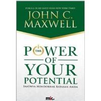 Buku Power of Your Potential   John C. Maxwell (Pengembangan Diri)