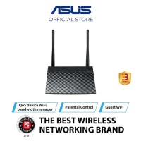 ASUS RT-N12+ WiFi N300 3in1 WiFi Router, Access Point, Range Extender