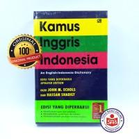 Kamus Inggris Indonesia Original - John M. Echols