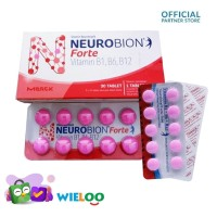 Neurobion Forte (Strip isi 10 tablet)