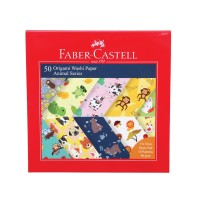 Faber Castell Origami Washi Paper Animal Series