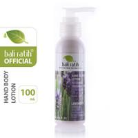 Bali Ratih Hand & Body Lotion 100 ml - Lavender
