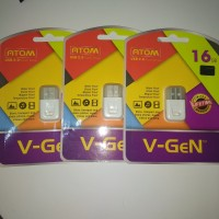flashdisk atom 16gb V-Gen / V-Gen flash disk