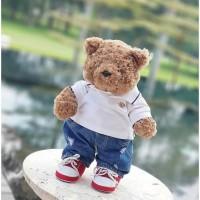 TEDDY HOUSE BONEKA TEDDY BEAR MARTIES BEAR 14