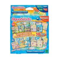 Mainan Edukasi Aquabeads Common Designer Template
