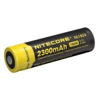 Baterai 18650 2300mAh 3.7V NITECORE NL1823 Button Top Rechargeable