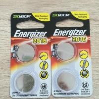 Energizer CR 2016 3V Lithium Battery isi 2PCS
