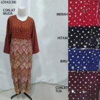 Long Dress Baju Daster Pakaian Tidur Batik Pekalongan 42