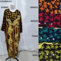 Long Dress Jumbo Baju Daster Pakaian Tidur Batik Pekalongan 28