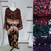 Long Dress Baju Daster Pakaian Tidur Batik Pekalongan 44