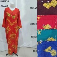 Long Dress Baju Daster Pakaian Tidur Batik Pekalongan 39