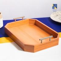 Tania Tray / Tatakan Kayu / Nampan Kayu / Wooden Tray