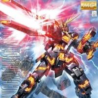 GUNDAM MODEL KIT MG RX-0 Unicorn Gundam 02 Banshee