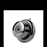HD WIFI IP 1080P Mini Spy Hidden Camera Alarm Table Clock Motion
