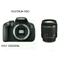 Canon EOS 700D Kit EF-S 18-55mm III