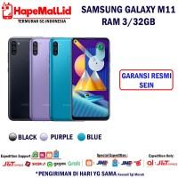 SAMSUNG GALAXY M11 RAM 3/32GB GARANSI RESMI SEIN TERMURAH