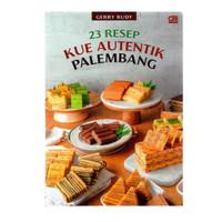 23 Resep Kue Autentik Palembang/Gerry Rudi