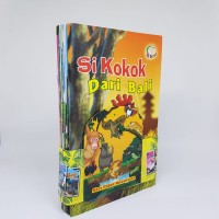 Buku Paket Murah isi 10 buku full colour - seri fabel nusantara