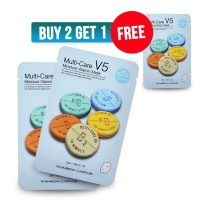 BUY 1 GET 1 FREE - L'Affair Face Mask Multicare V5 Moisture