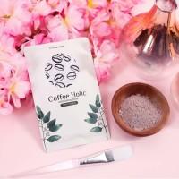Organic Mask by Poupeepou - Coffee Holic *Masker Organik*