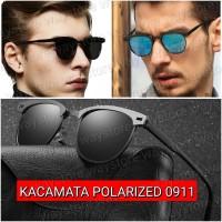kacamata hitam pria wanita original polarized UV400 retro classic