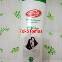 Shampoo Lifebuoy STRONG & SHINY 340 Ml