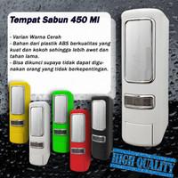 Tempat Sabun Cair 450ML New Model Liquid Soap Dispenser Putih