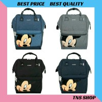 TAS RANSEL ANELLO MICKEY MOUSE DISNEY LARGE BACKPACK GRADE ORI