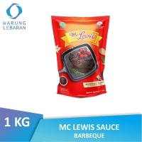 [POUCH] MC LEWIS Barbeque Sauce | 1KG BBQ F2 McLewis