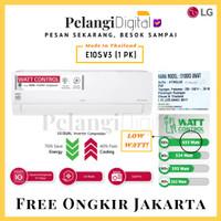 LG AC DUALCOOL Smart Inverter 1 PK -- E10SV3