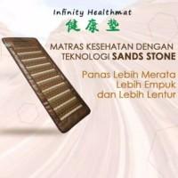 Matras Terapi Kesehatan Infinity Health Mat+Geemax Bonus Kalung Gelang