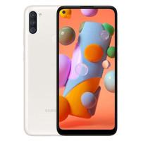 Samsung Galaxy A11 Smartphone - 3/32GB - Garansi Resmi SEIN - White