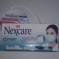 Masker Nexcare Daily Mask 3M per Box