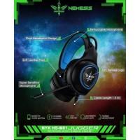 NYK Jugger HS - M01 Headset Gaming